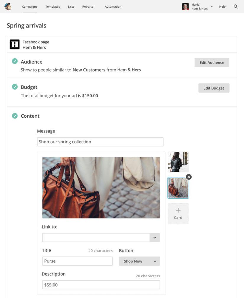 Presult Blog MailChimp