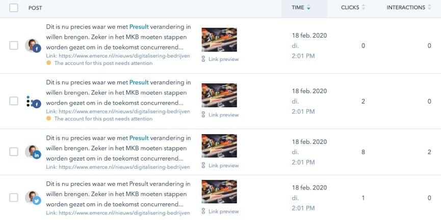 hubspot planning tool