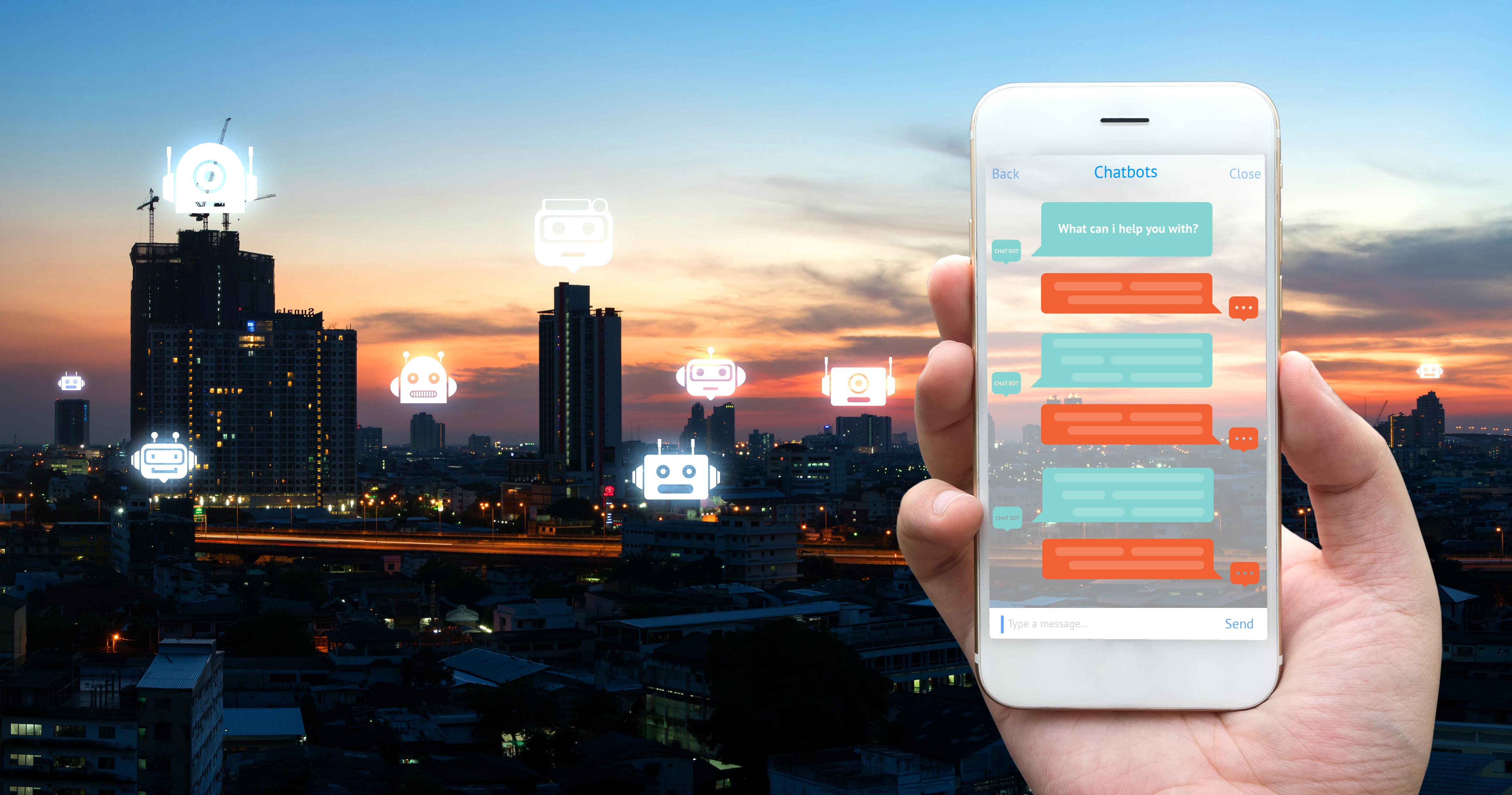B2B Inbound Marketing Trends Chatbot