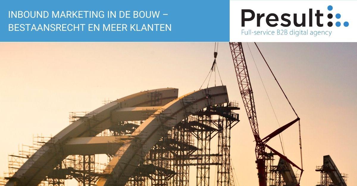 bouw marketing